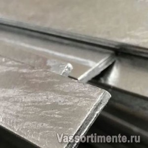 Полоса горячеоцинкованная 50х3 мм L=6м ГОСТ 103-2006