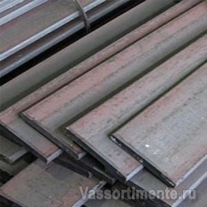 Полоса горячеоцинкованная 90х5 мм L=6м ГОСТ 103-2006